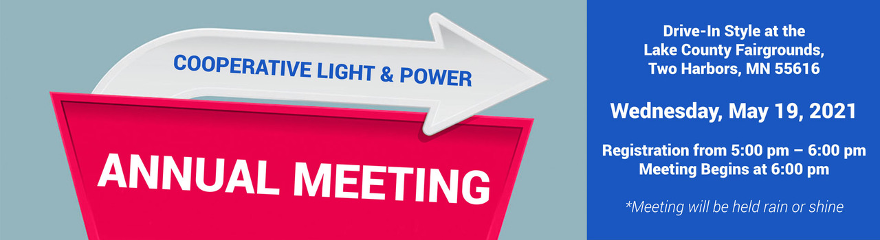 Cooperative Light & Power Annual Meeting